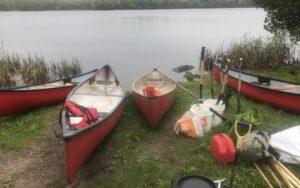 Big Island - Canoes